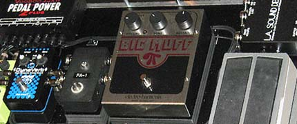 Tommy Henricksen Big Muff